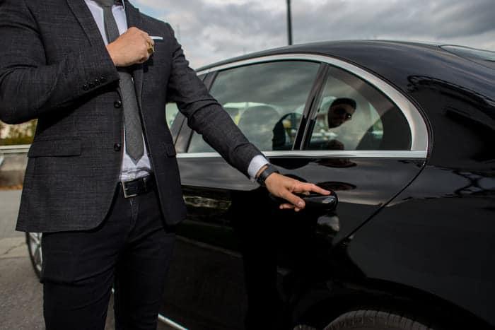 Private Chauffeur Driven Car Hire Cardiff