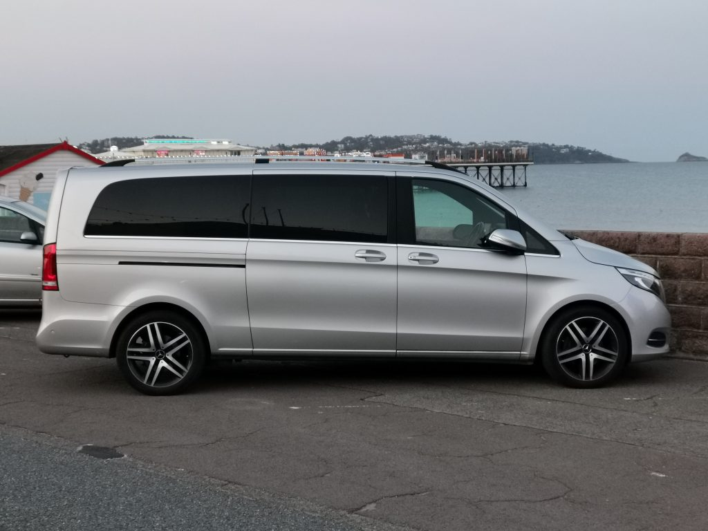Cardiff to Cornwall Chauffeur Service