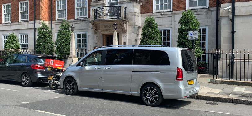 London to Cardiff Chauffeur Service