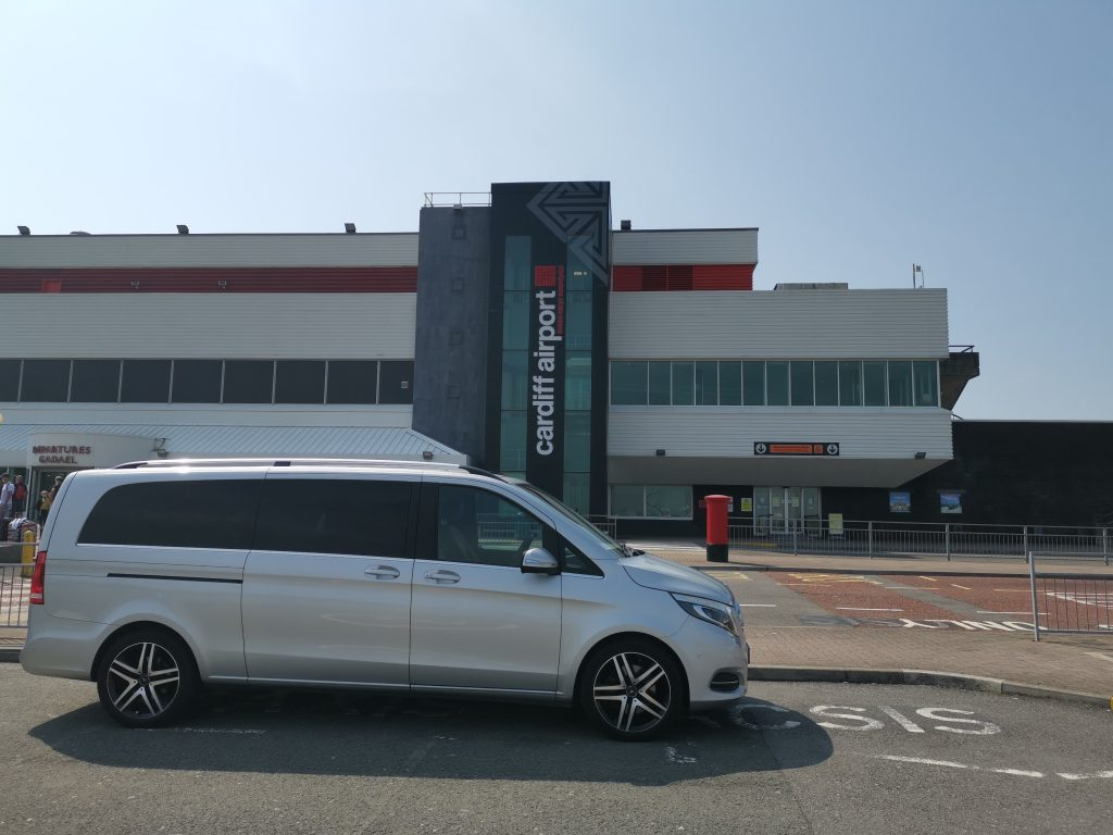 Cardiff Airport Chauffeur Service