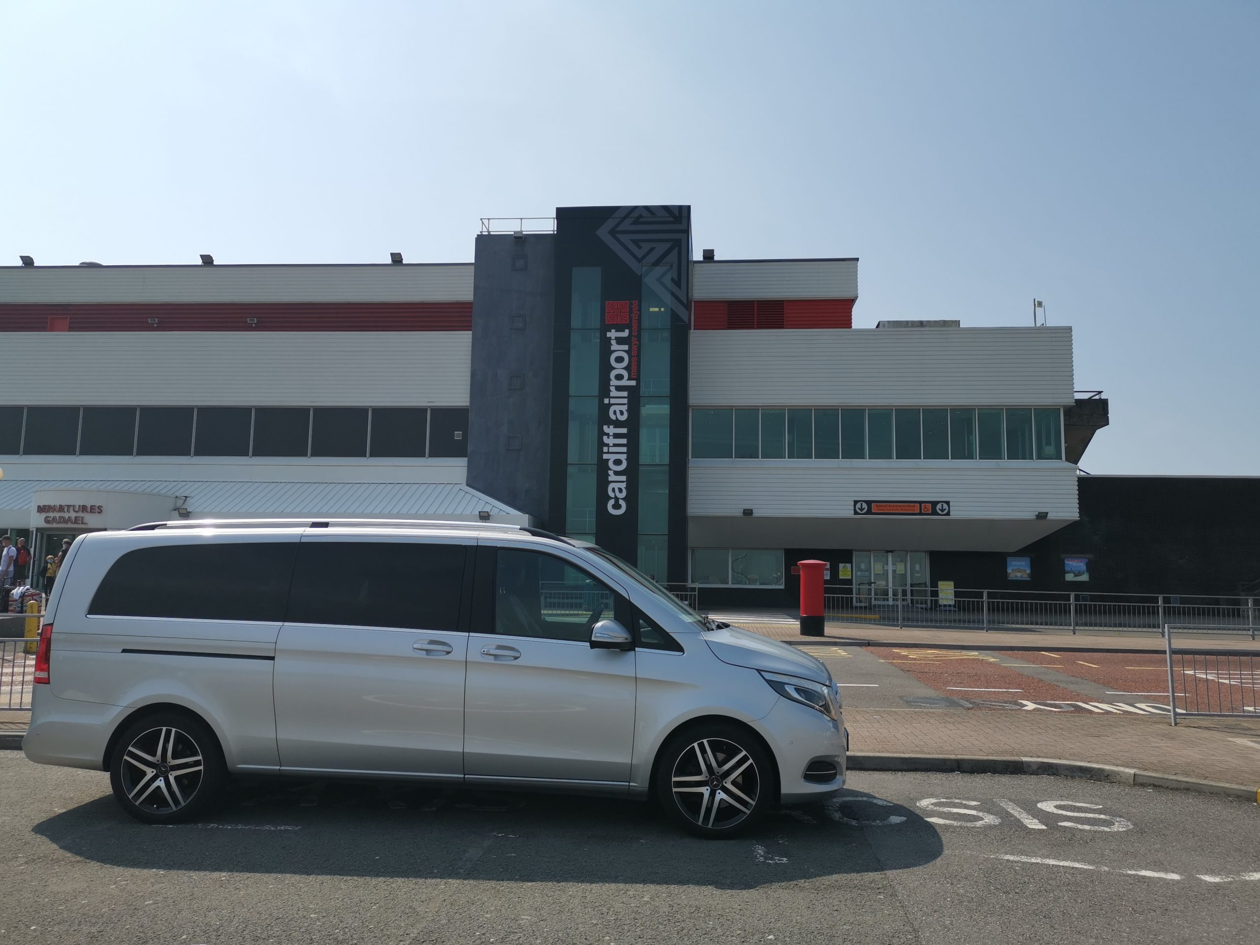 Cardiff Airport Chauffeur Service