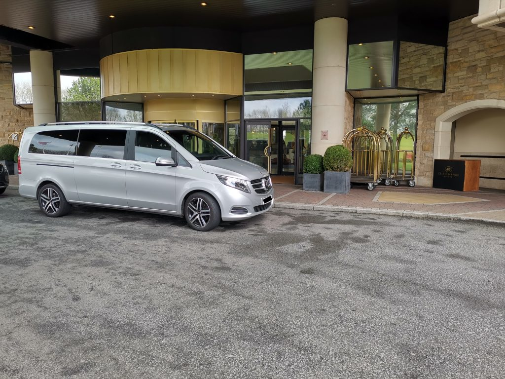 Special Event Chauffeur Service