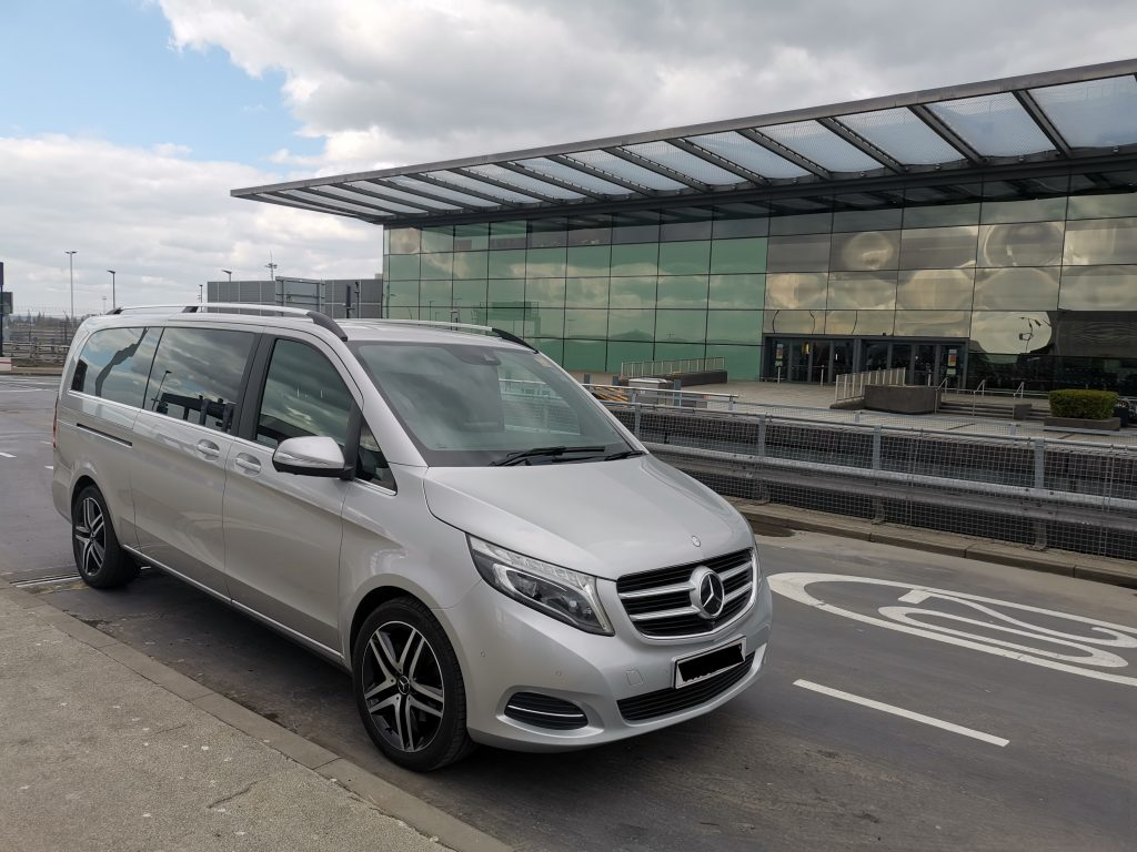South Wales to Heathrow Chauffeur Service