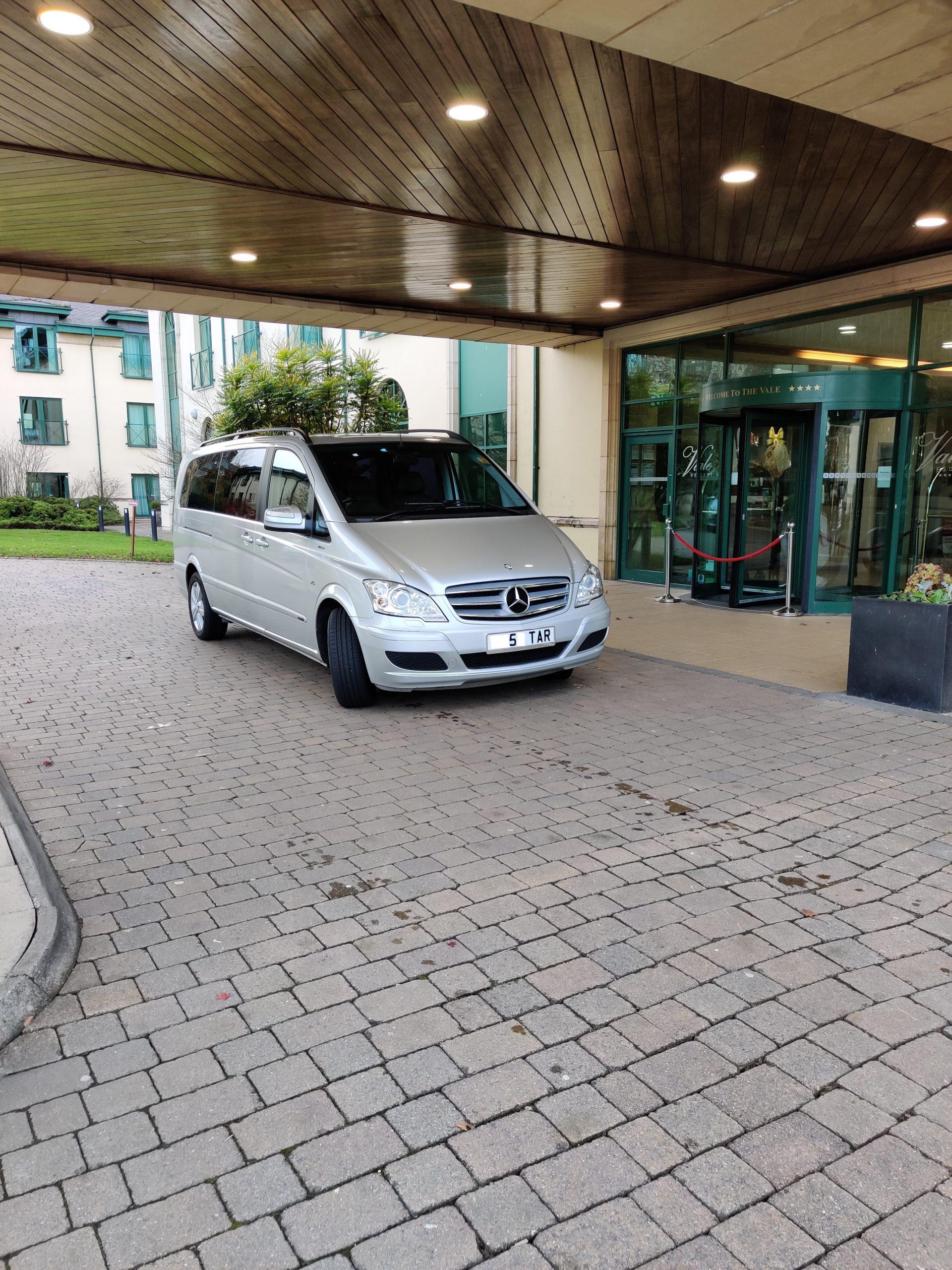 Gatwick to Cardiff Chauffeur Service