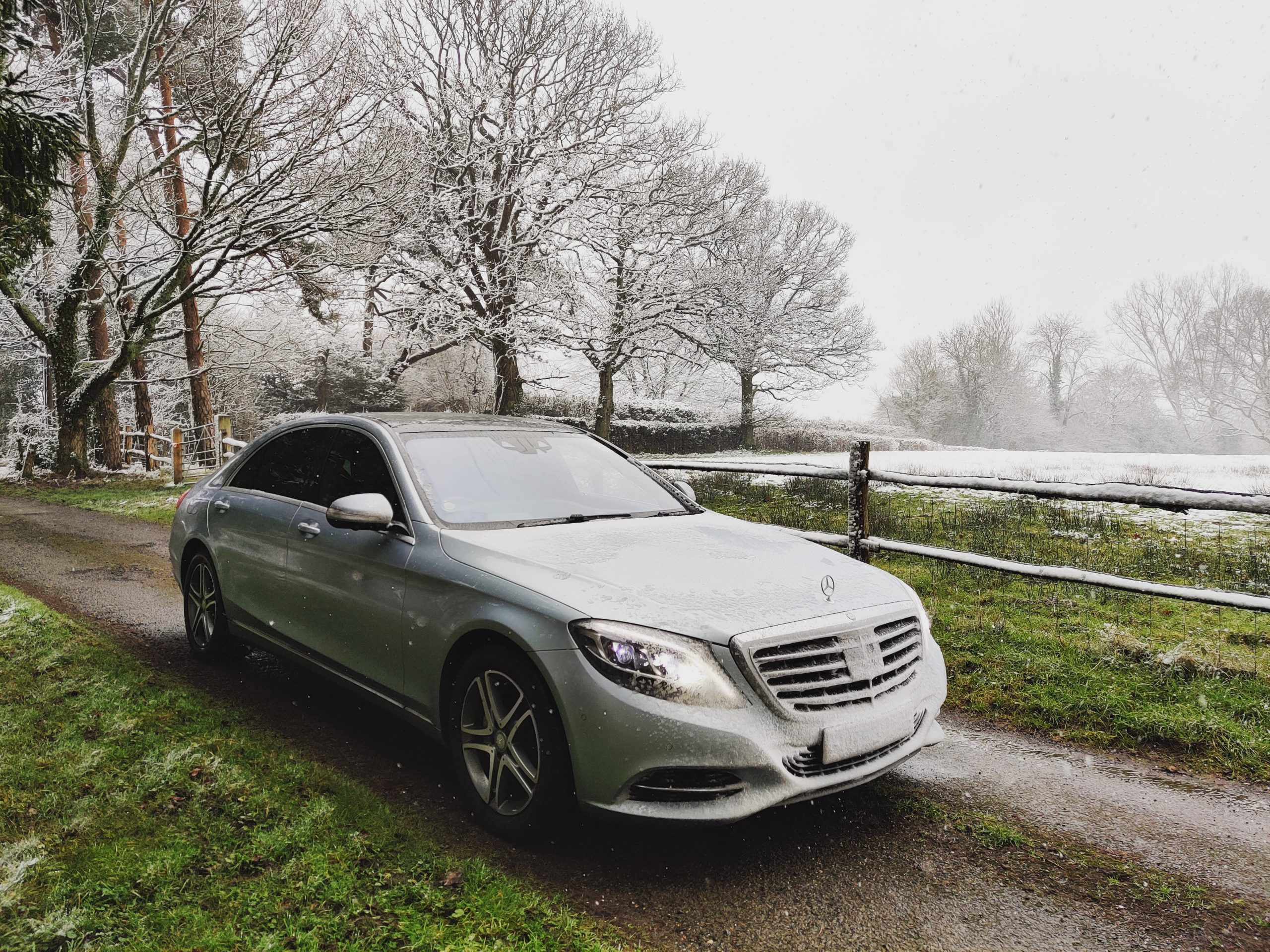 South East England to Wales Chauffeur Service