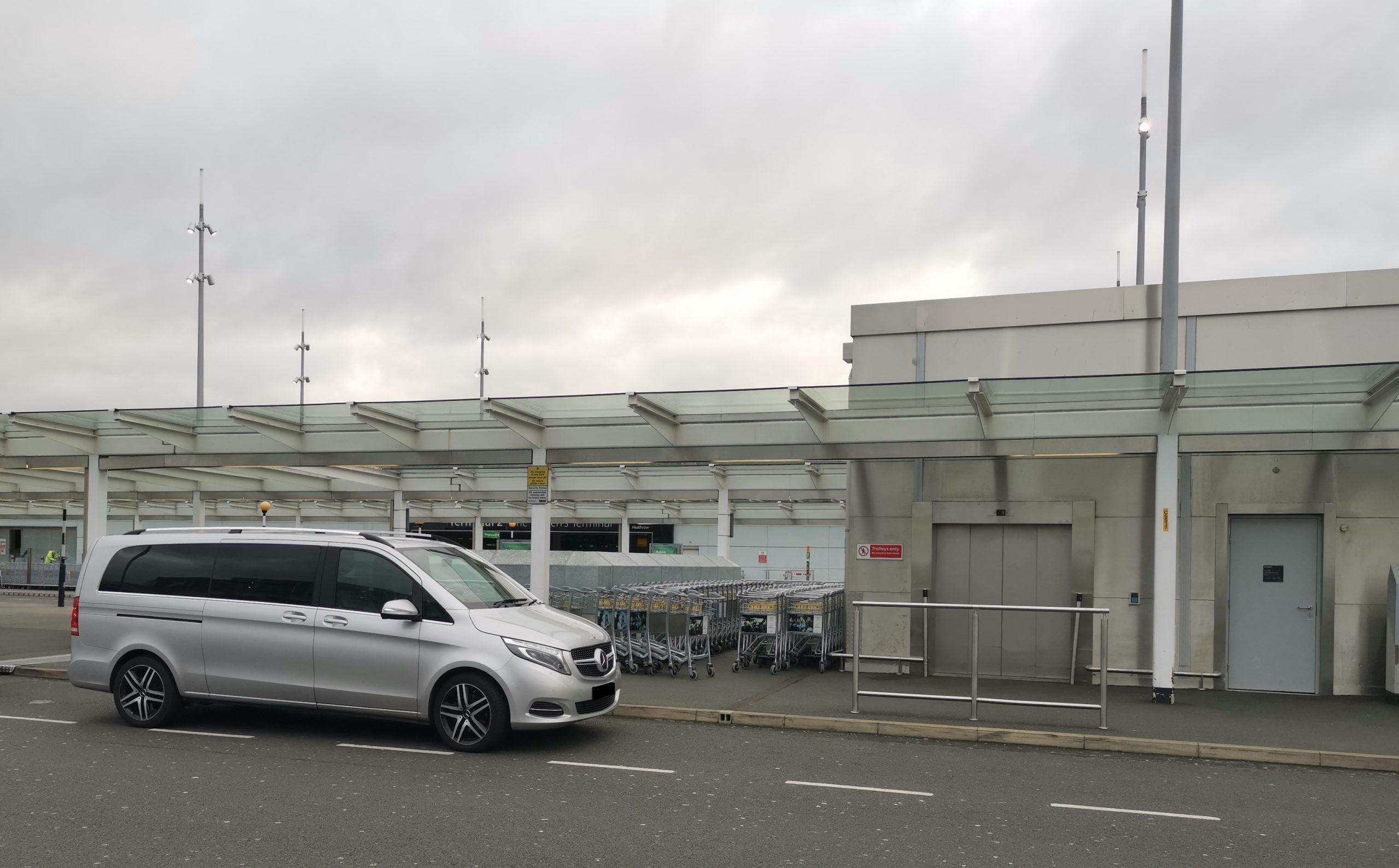 Cardiff to Heathrow Airport Business Travel
