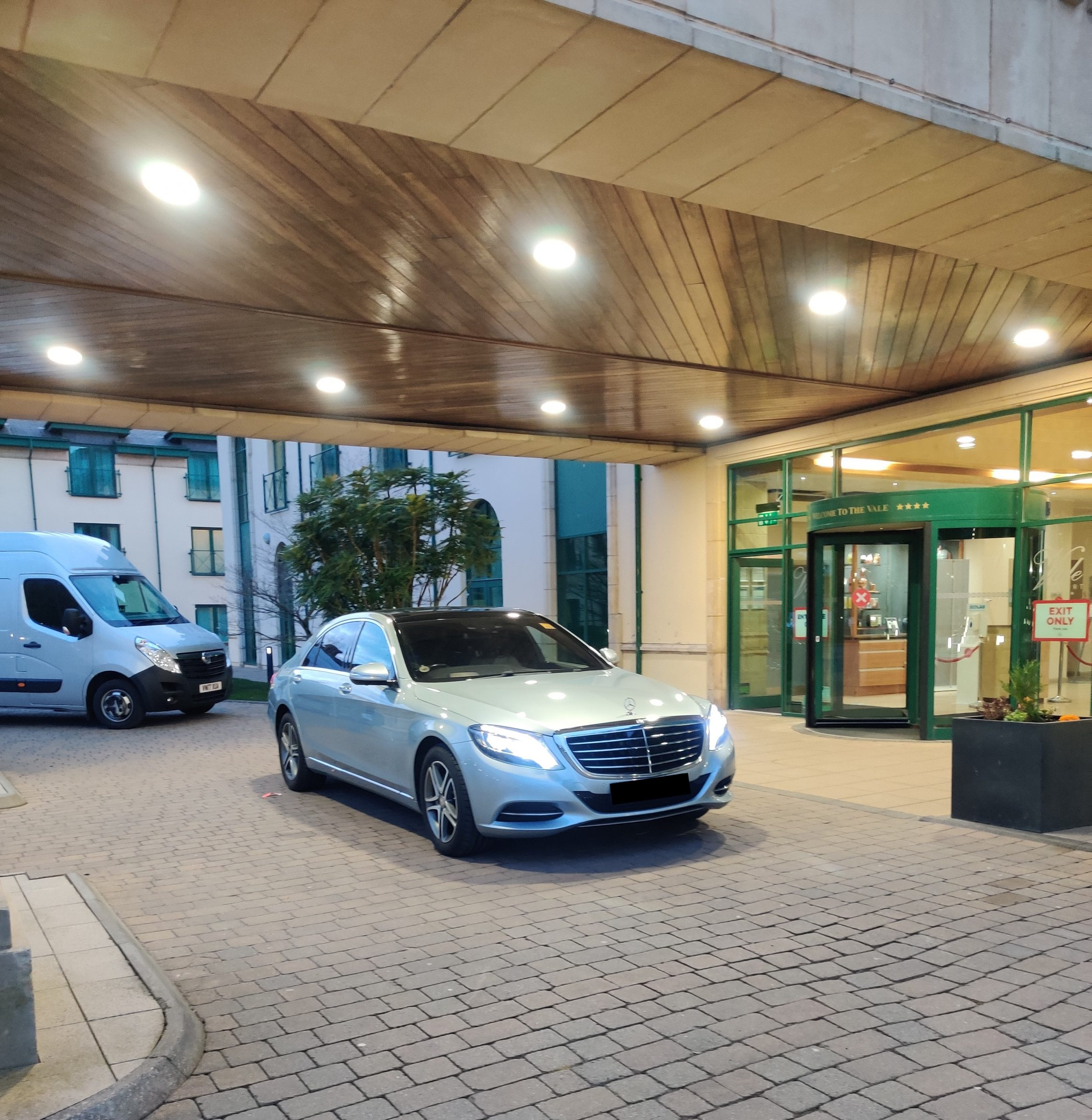 Oxford to South Wales Chauffeur